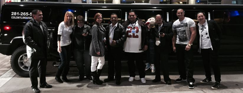 Limo Group Picture