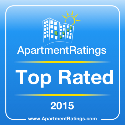 top rated apartmentratings.com 2015