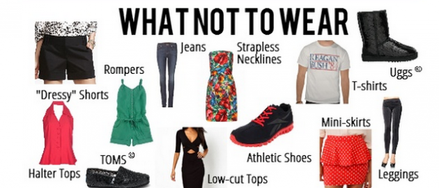 What to wear blog what not to wear pic