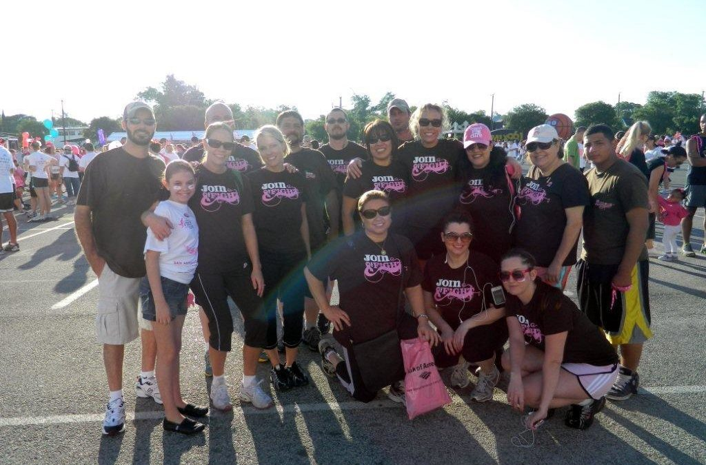 San Antonio Race for the Cure!