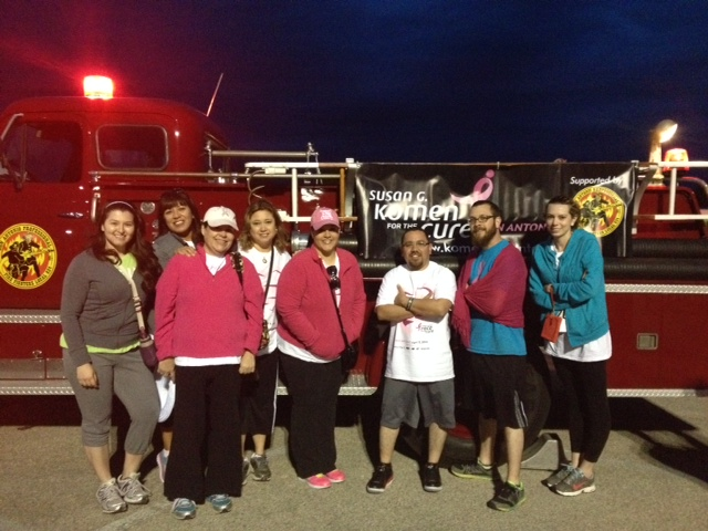 2014 San Antonio Race for the Cure