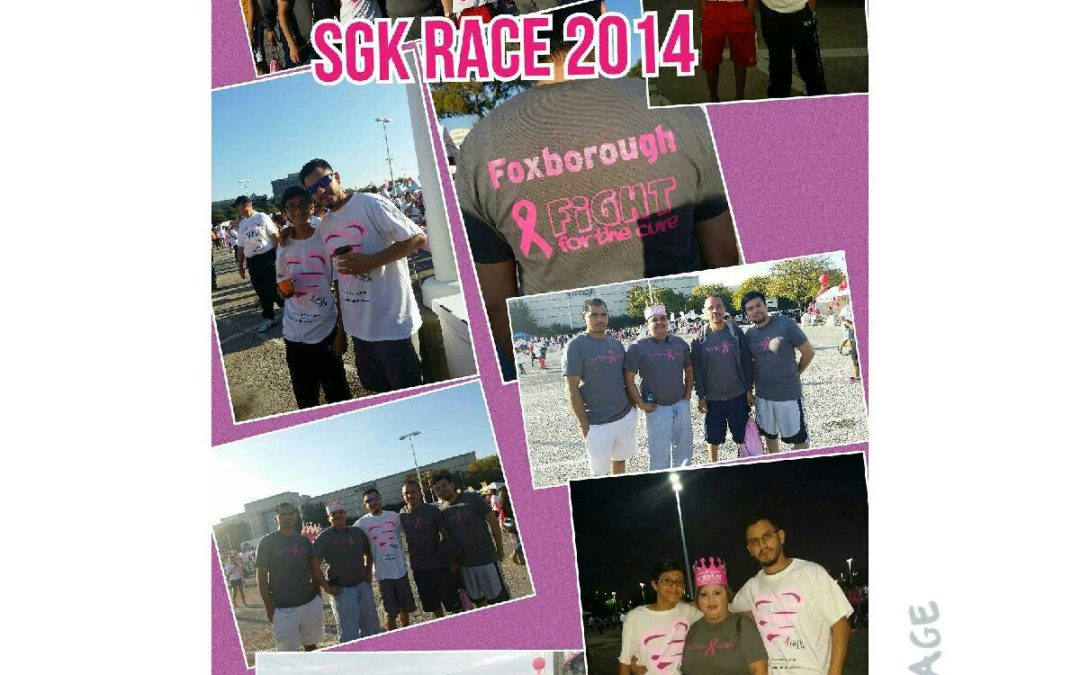 2014 Dallas Race for the Cure!