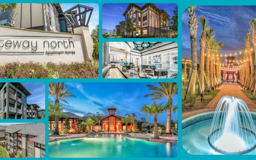 Venterra Acquires Gateway North Apartments in Clearwater, FL