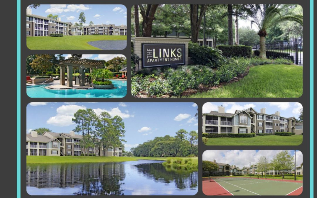Venterra Acquires Links at Windsor Parke Apartments in Jacksonville, FL