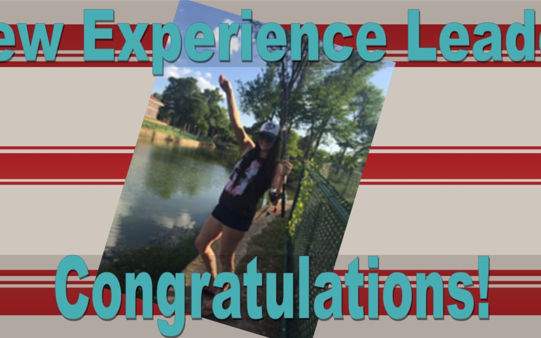 New Experience Leader at Zang Triangle Apartments!