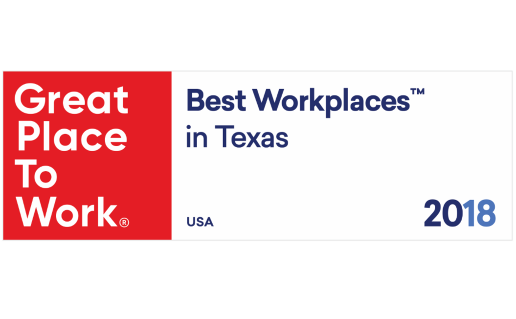 Venterra Named One of the Best Workplaces in Texas