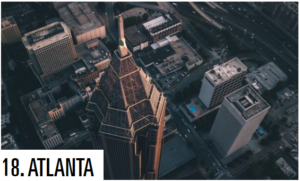 best large u.s. cities - atlanta