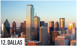 best large u.s. cities - dallas