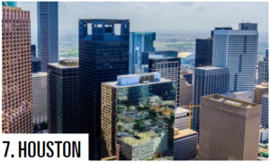 best large u.s. cities houston