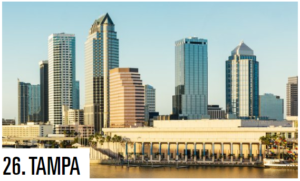 best large u.s. cities - tampa