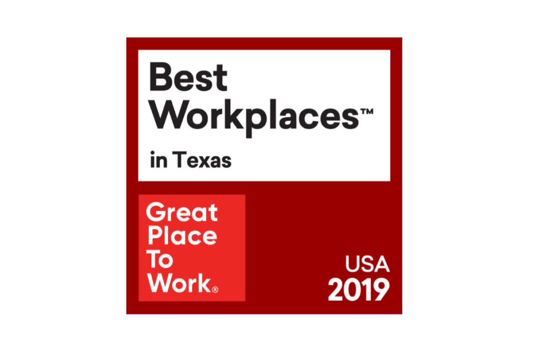 Venterra Again Named One of the Best Workplaces in Texas
