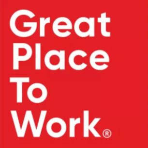 great place to work logo - 2021 best workplaces in Texas