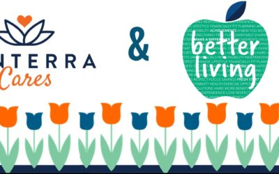 Spring Into Caring Better Living Challenge