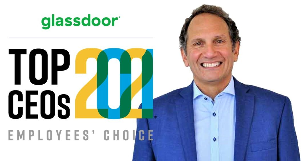 John Foresi Named One of Glassdoor's 2021 Top CEOs